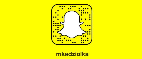 Złote Myśli na Snapchacie