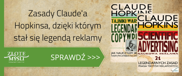 Pakiet Claude Hopkins